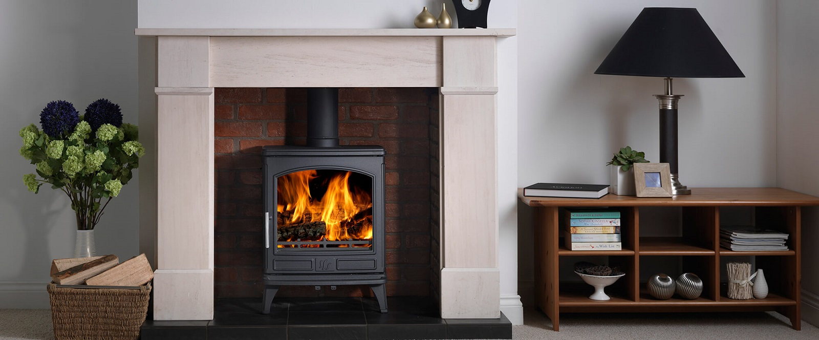 Firecrest Installations & Services Wood Burning Stove Installation on the Isle of Wight