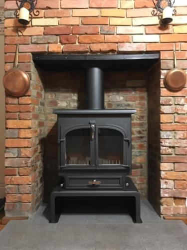 Firecrest Installations & ServicesWood Burning Stove Installation on the Isle of Wight